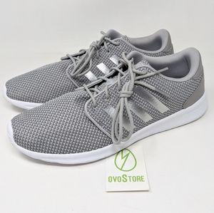 adidas Women's Cloudfoam Qt Racer Shoes size 11.5.